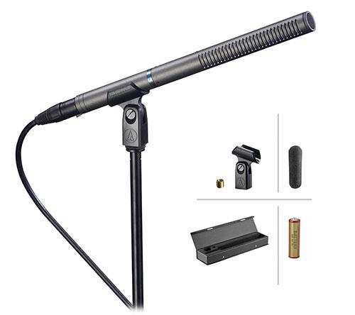 best shotgun microphones and