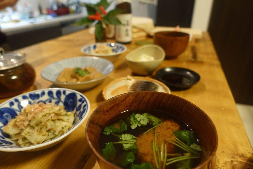 日本食 和食 ハーブティー