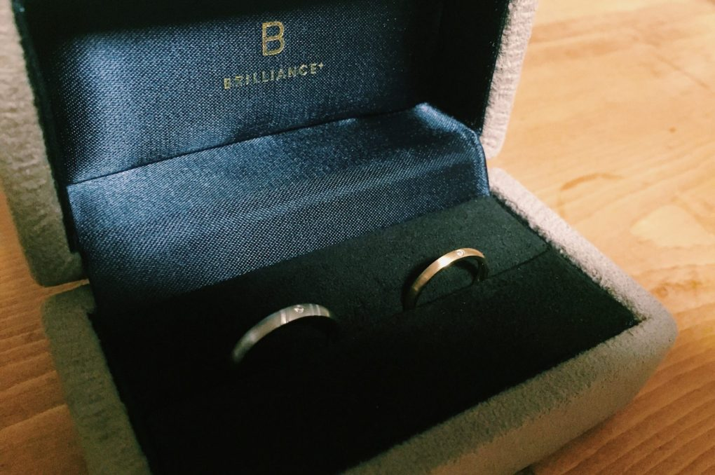 ブリリアンスプラス 結婚指輪 マリッジリング 結婚 銀座