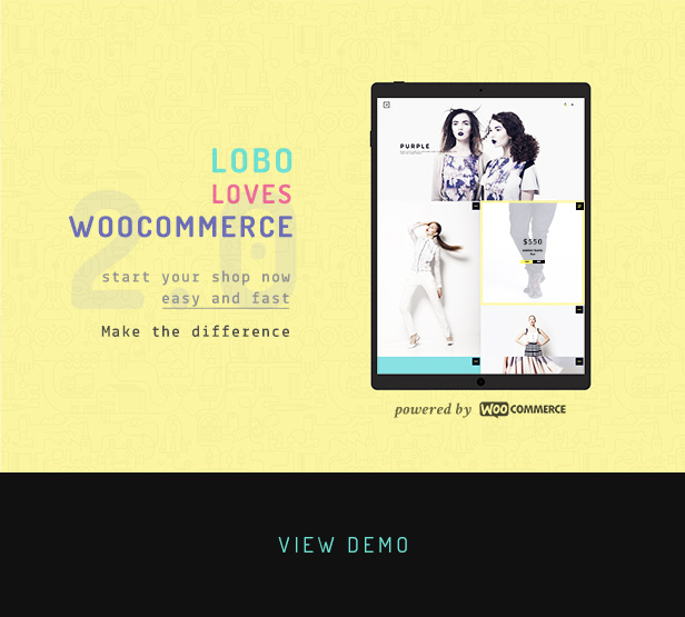 Lobo - WordPress Portfolio for Freelancers & Agencies - 3