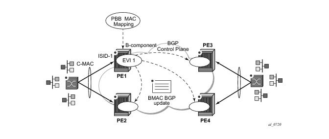 Ethernet Virtual Private Networks (EVPNs)