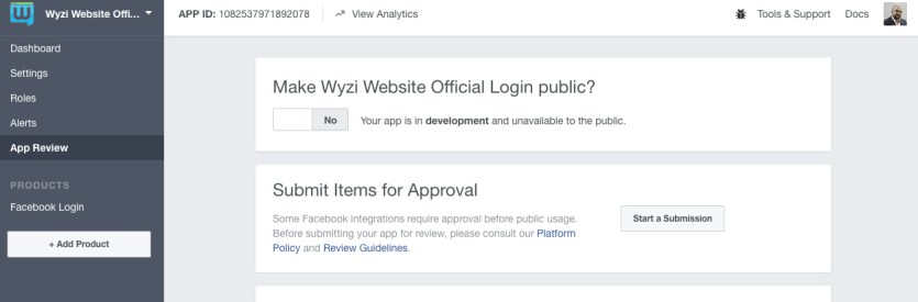 facebook-app-review-for-wyzi-theme