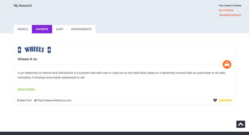 favorite-user-profile-page-tab