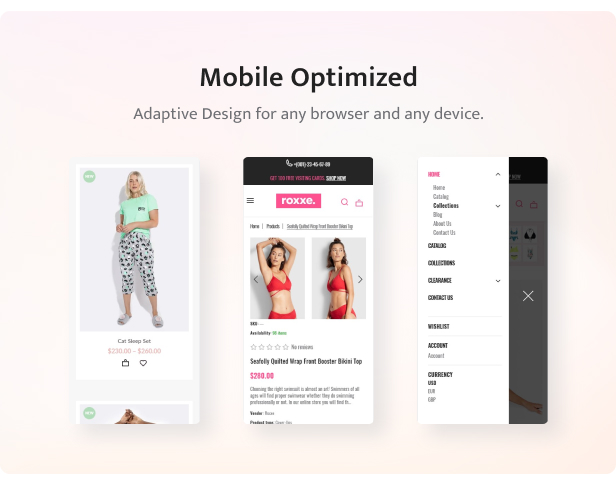 Roxxe - Responsive Multipurpose Shopify Theme - 16