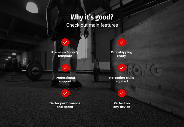 StrongFit - Fitness Club Shopify Theme for Beauty Spa Salon and Wellness Center - 5