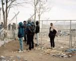 Tommaso Rada, Domestic Border: The Invisible Wall (2015)