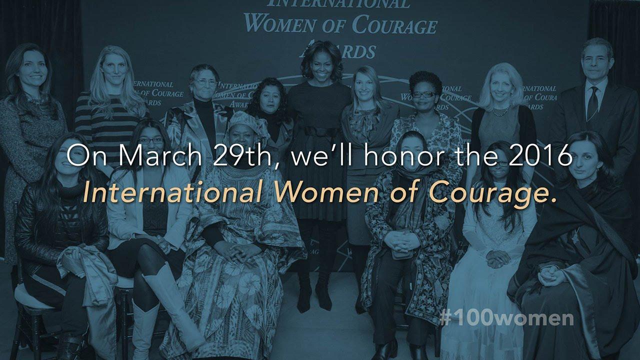 Melania Trump Presents International Women of Courage Award | LIVE