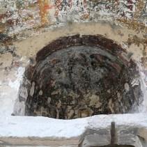 Ihlara Valley, Eğritaş Church, nave, apse.