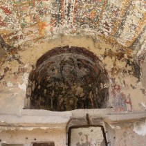 Ihlara Valley, Eğritaş Church, apse.