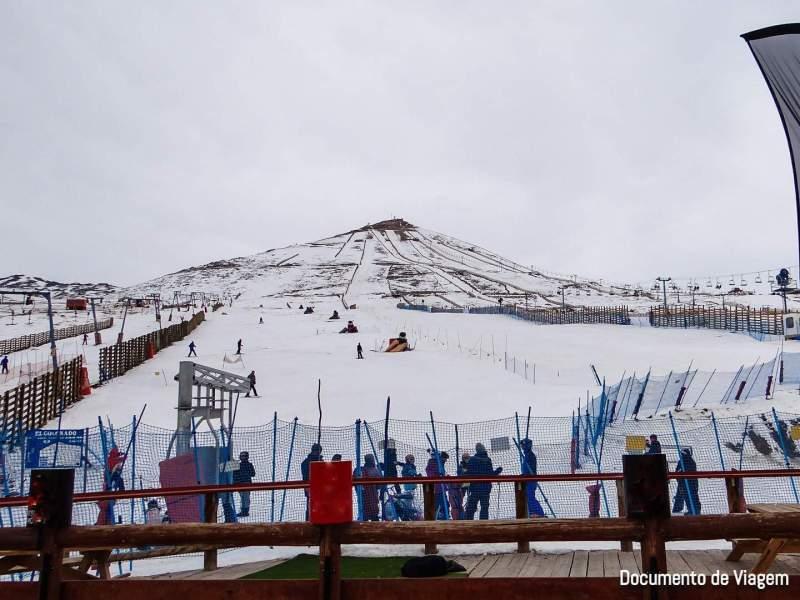 Valle Nevado Chile