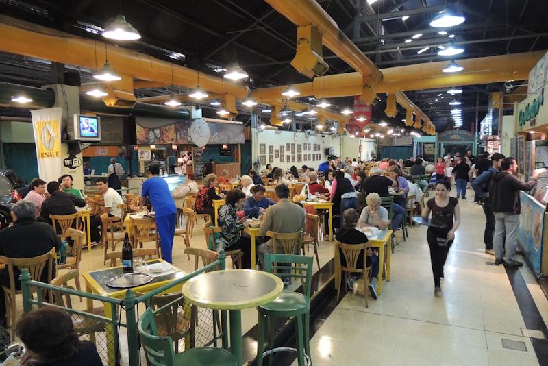 Mendoza - Mercado Central