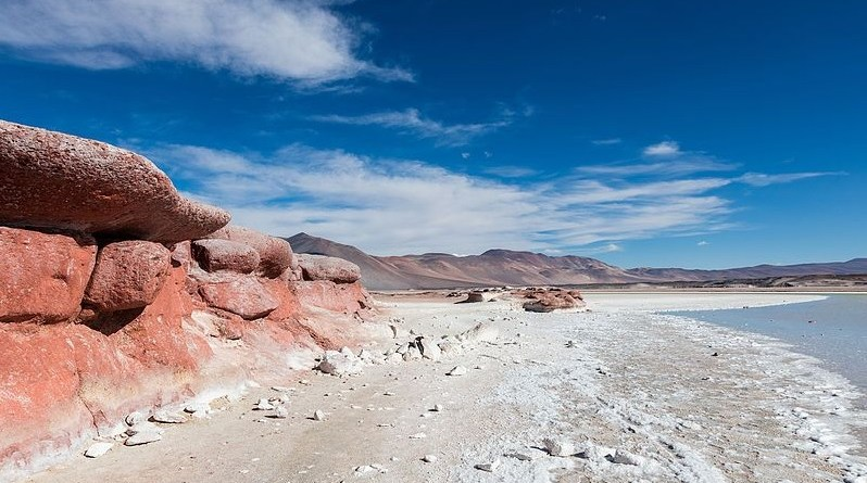Piedras Rojas | Foto: Diego Delso [CC BY-SA 4.0 (http://creativecommons.org/licenses/by-sa/4.0)], via Wikimedia Commons