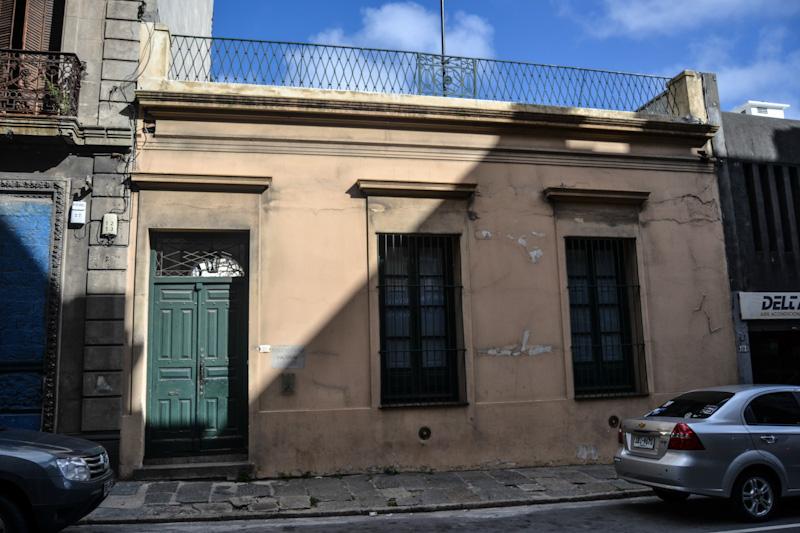 Casa Giuseppe Garibaldi