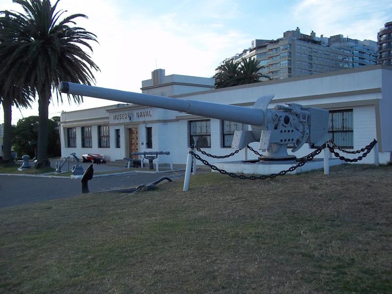 Museu em Montevideo
