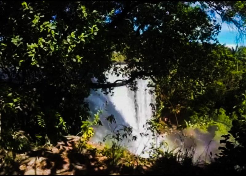 Cachoeira da Fumaça (Foto: Tatiana Pires)