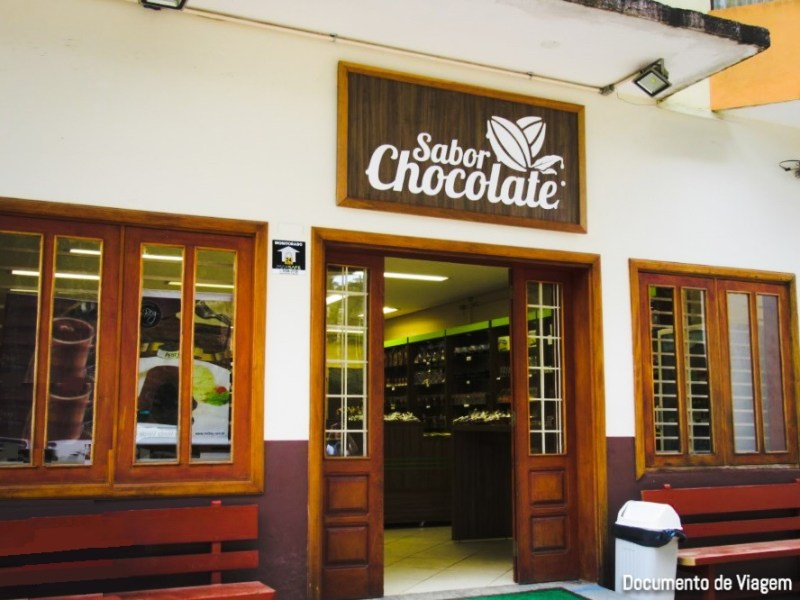 Sabor de Chocolate