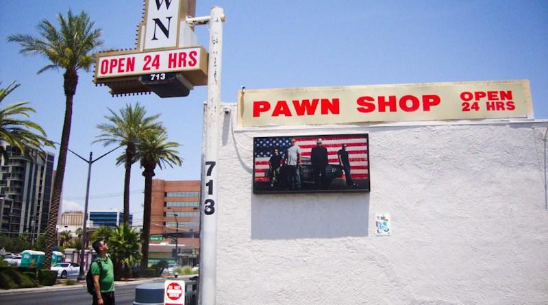 Gold & Silver Pawn Shop em Las Vegas - Programa Trato Feito