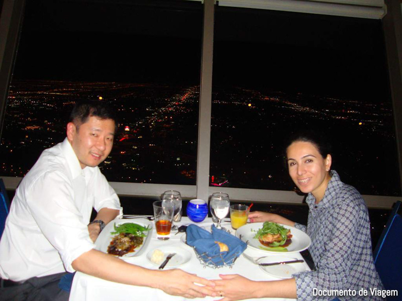 Top Of The World Stratosphere