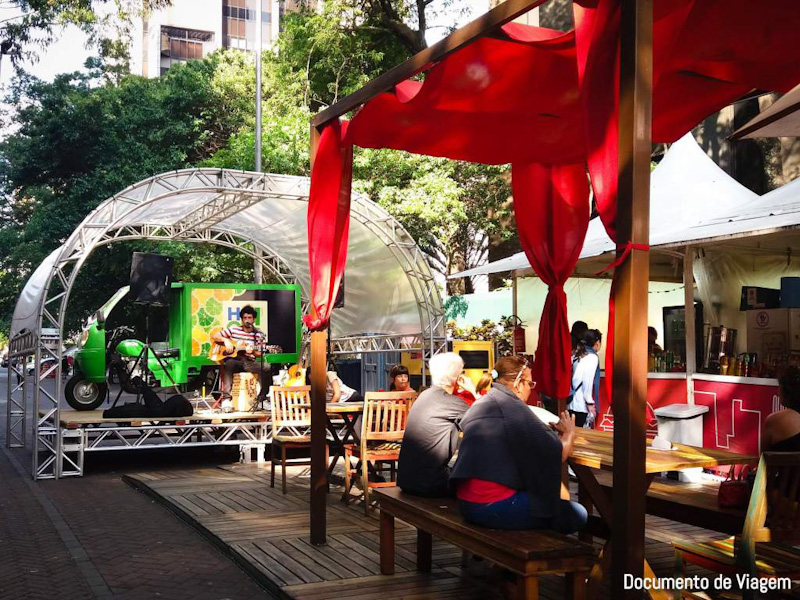 Onde comer na Paulista
