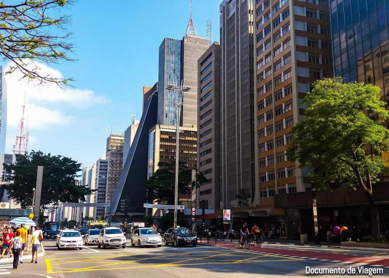 Centro financeiro do Brasil