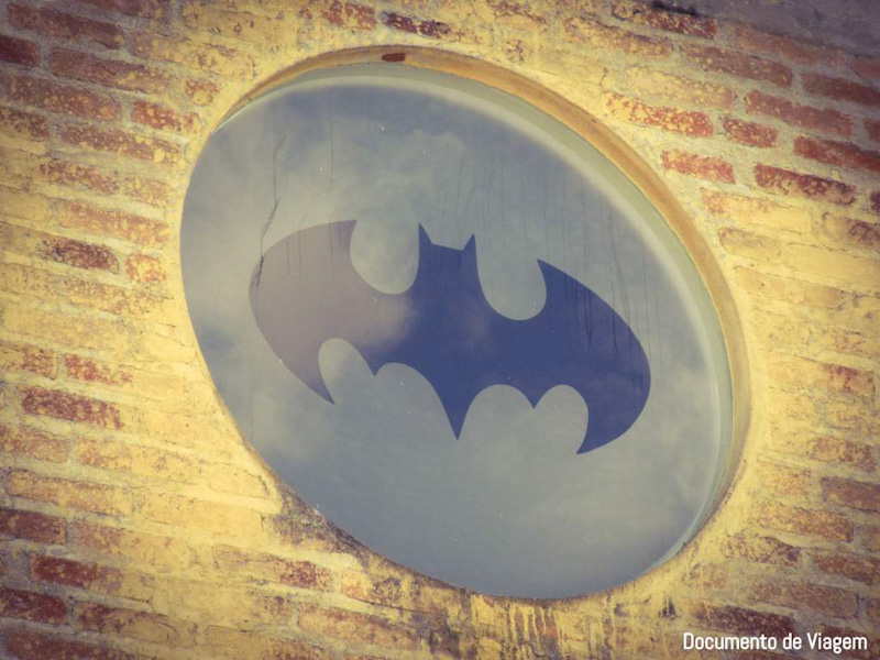 Como visitar o Beco do Batman?