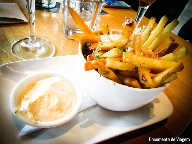 Vancouver onde comer