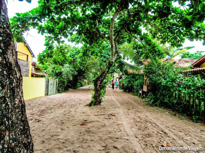 Vila rústica no sul da Bahia