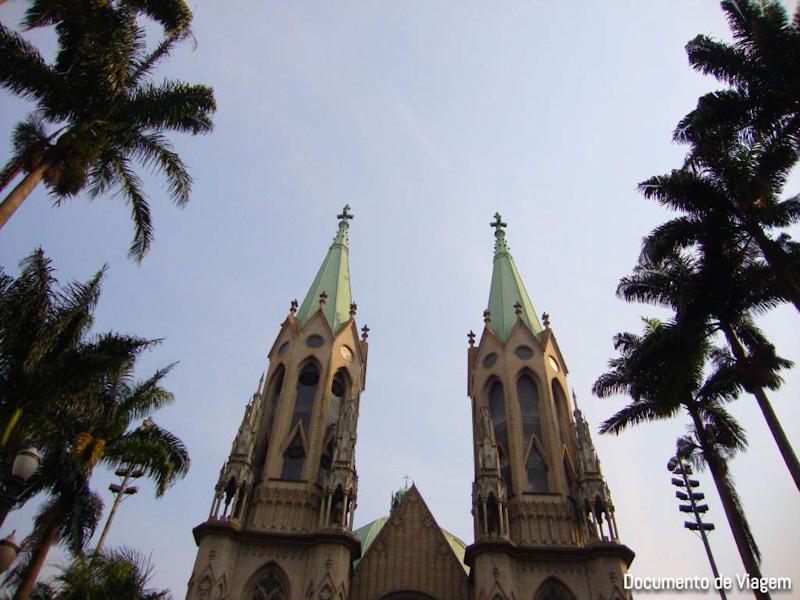 Onde fica a Catedral da Sé