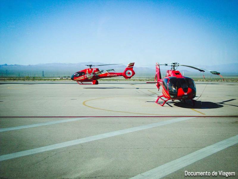 Helicópteros Las Vegas