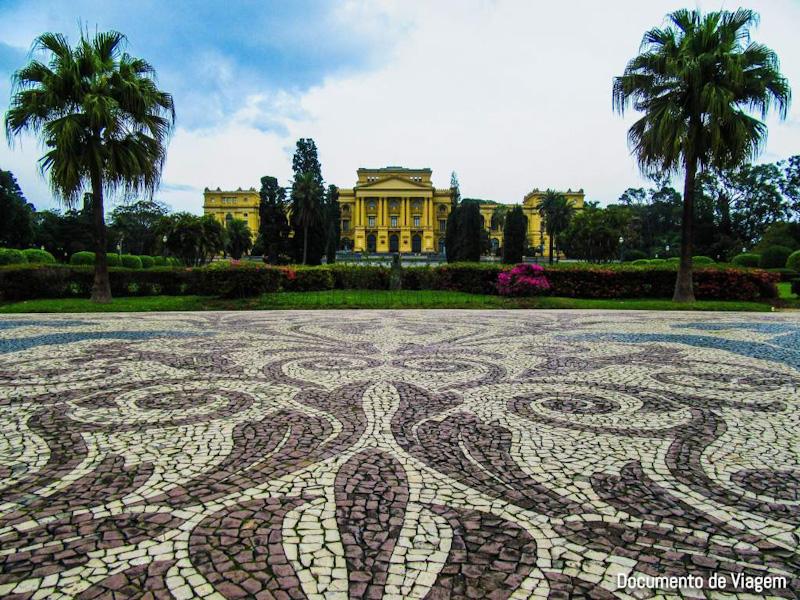 Parque da Independência Bairros de São Paulo