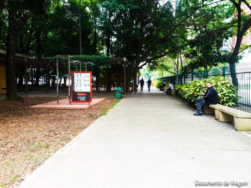 Parque Prefeito Mário Covas