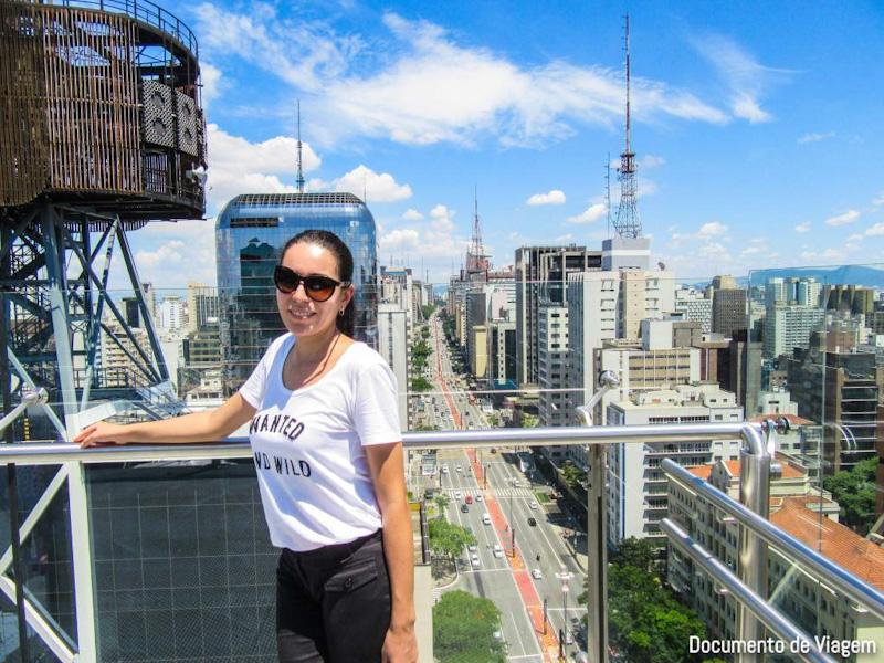 Sesc Avenida Paulista Bairros de São Paulo