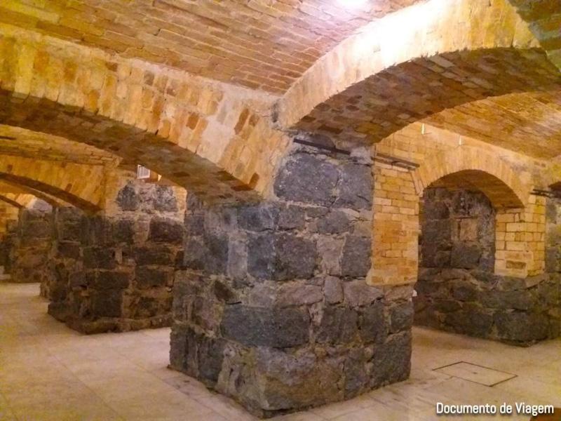 salão dos arcos