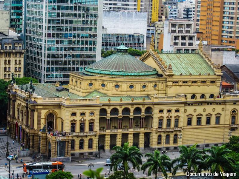 Como circular em São Paulo