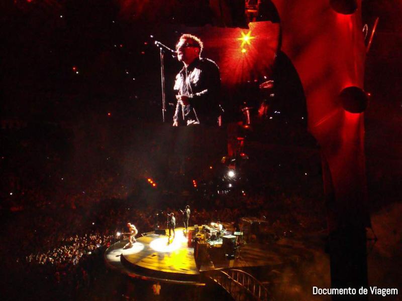 U2 360° Tour — Show no Estádio do Morumbi