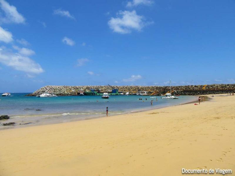 Praia Porto Santo Antônio