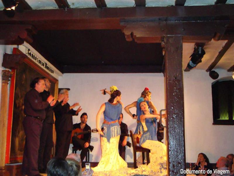 Flamenco Corral de la Moreria