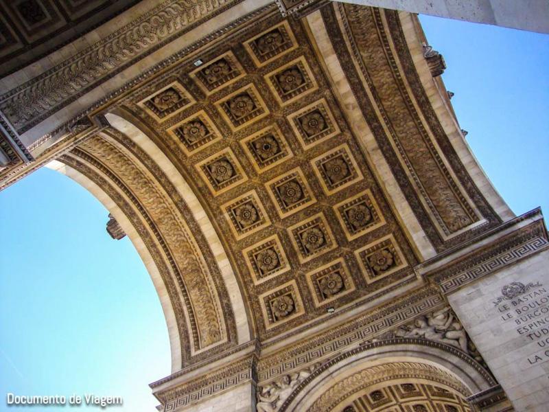 Arco do Triunfo visita