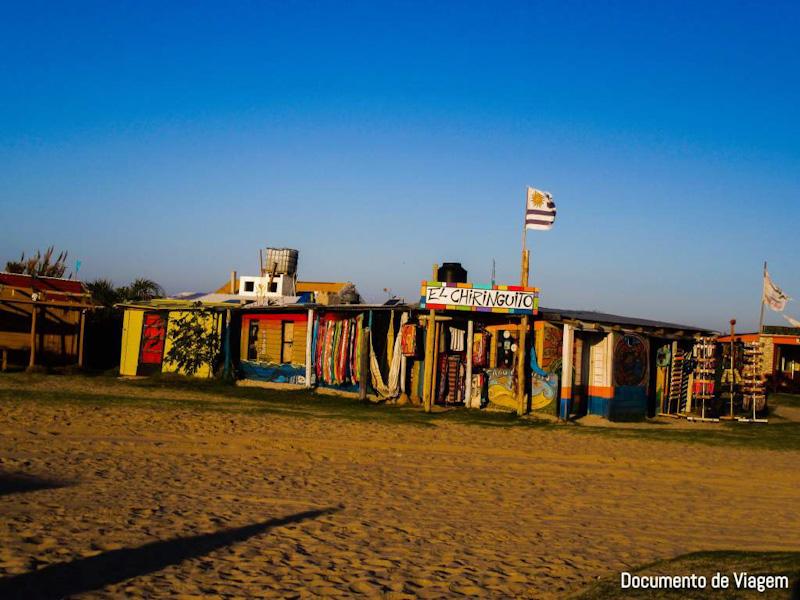 Onde se hospedar em Cabo Polonio