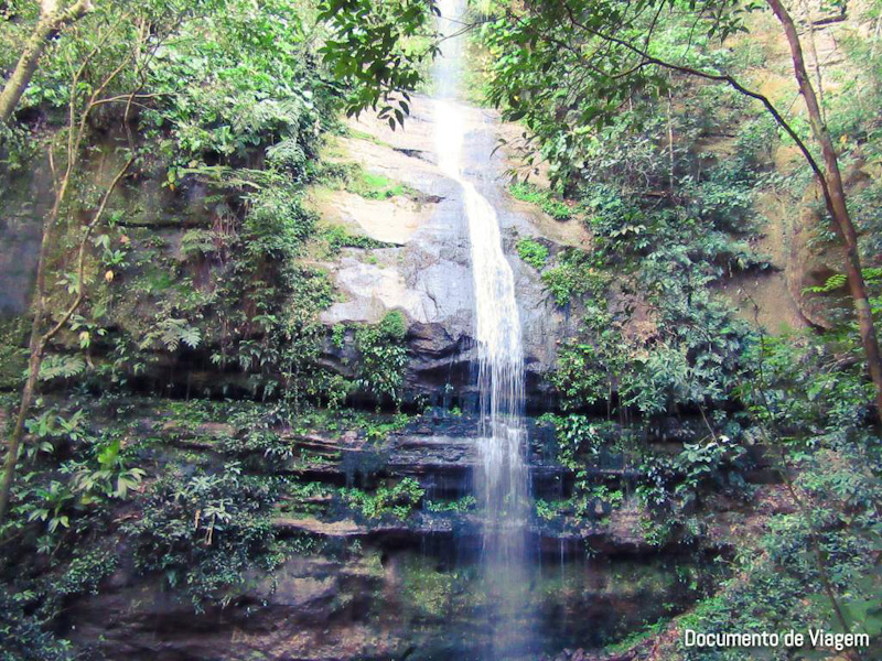 Cachoeira do Escorrega Macaco