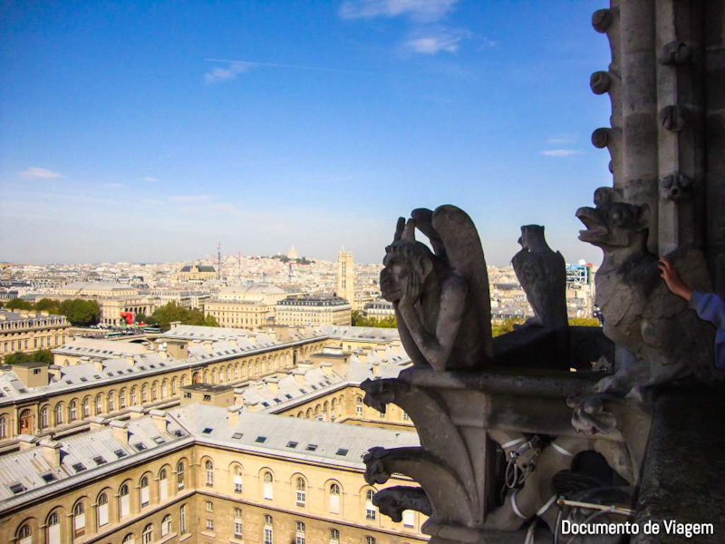 Catedral de Notre-Dame por dentro