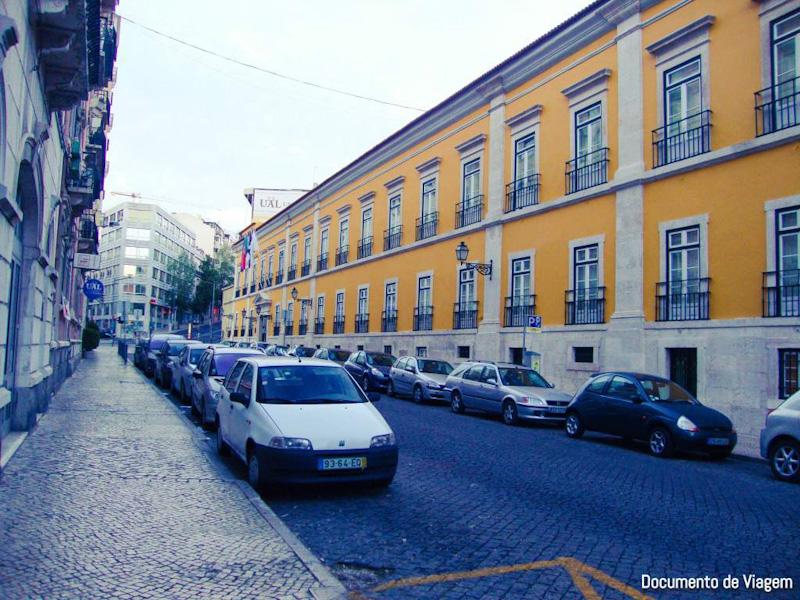 Onde é Lisboa