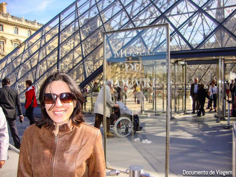 Informações Museu do Louvre