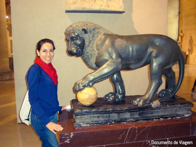 Como entrar no Museu do Louvre