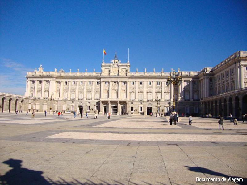 Madrid onde ir