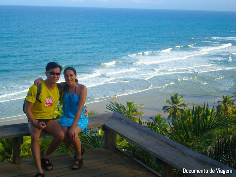 Mirante Praia de Itacarezinho