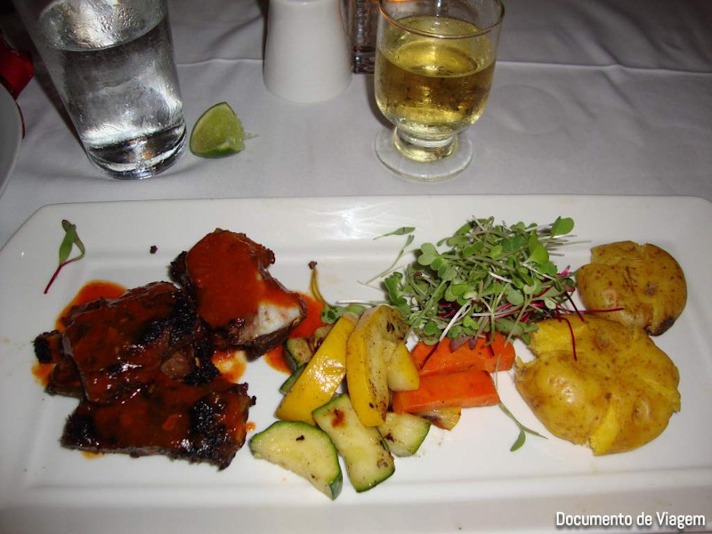 San Andrés onde comer