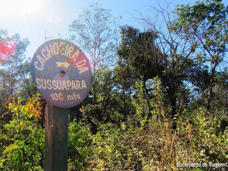 Cachoeira da Sussuapara