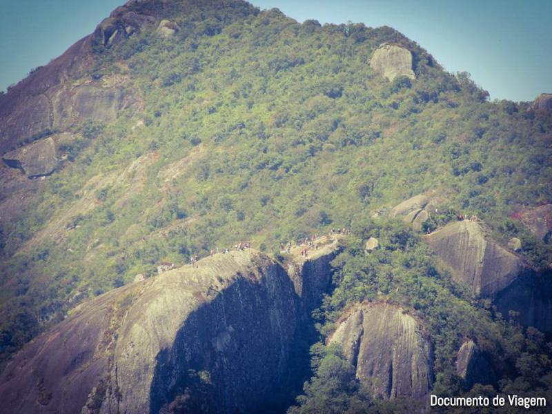 Pedra Redonda altitude