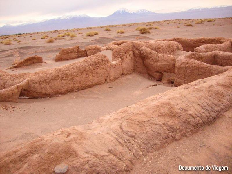 Aldea de Tulor Chile